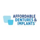 Affordable Dentures discount code