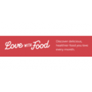 Love With Food discount code