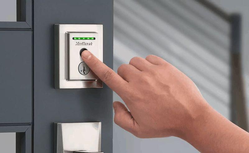 fingerprint-smart-lock