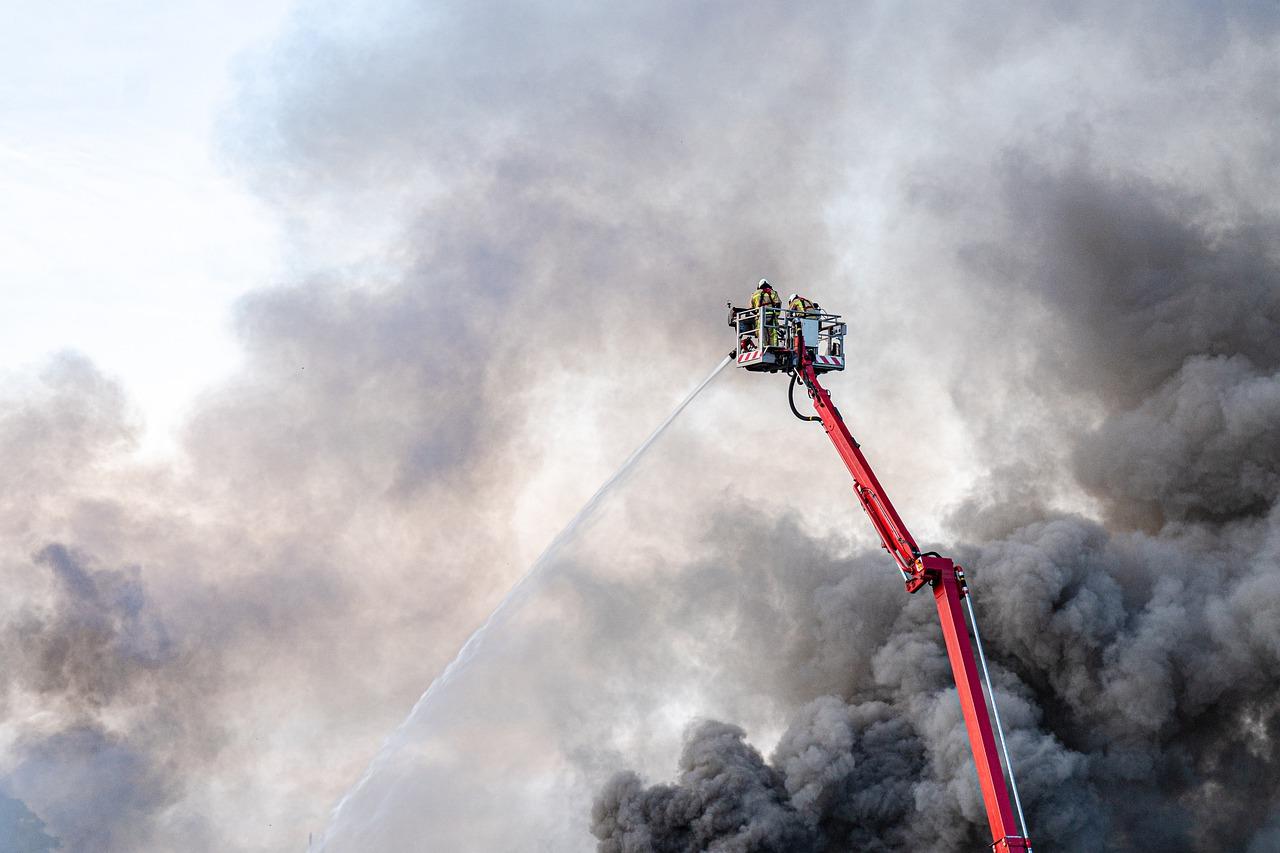 firemen or firefighter